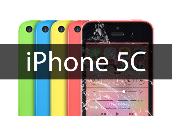 iPhone 5C Screen Replacement