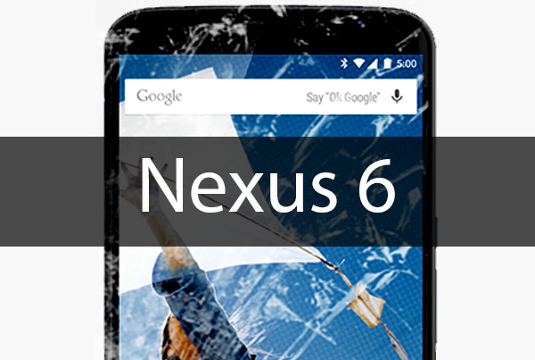 Nexus 6 Repair by The Device Shop