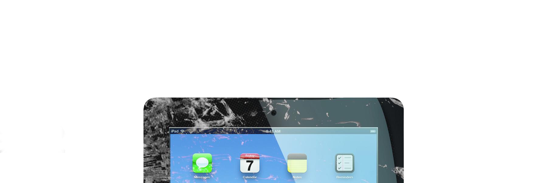 iPad Air Screen Repair - The Device Shop Mail-In Service