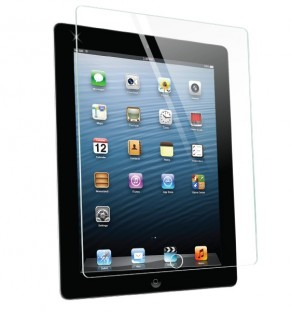 Protect your iPad with Tempered Glass.