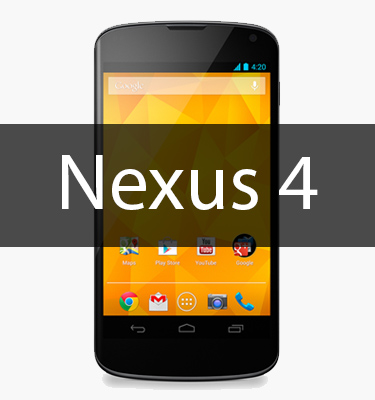Nexus 4 Repair