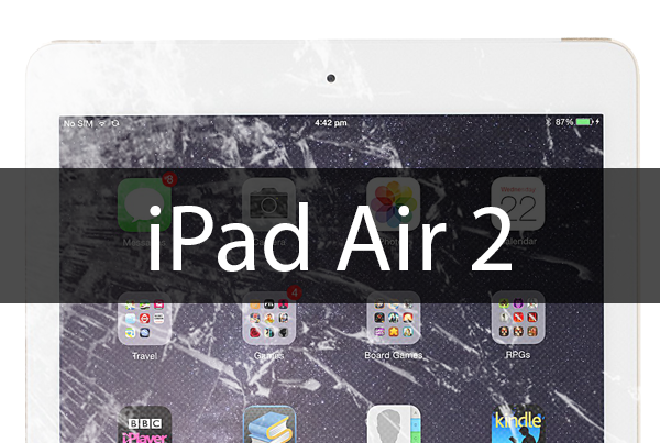 iPad Air 2 Repair by The Device Shop