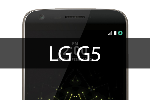LG G5 Repair By The Device Shop