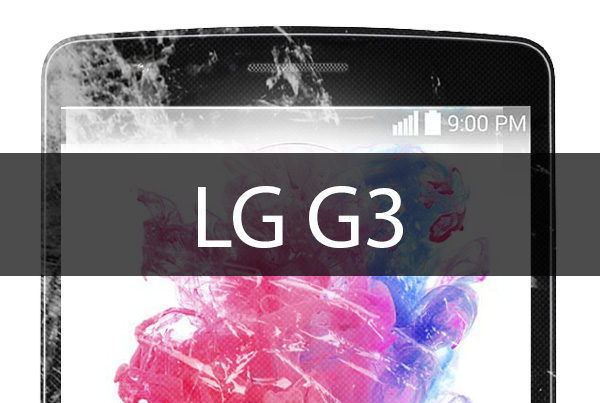 LG G3 Repair by The Device Shop