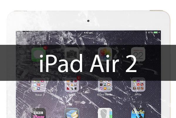 iPad Air 2 Repair by The Device Shop